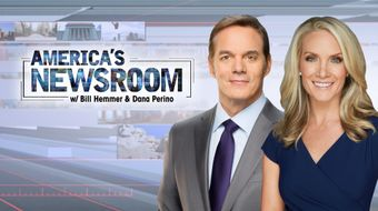 Assistir America's Newsroom With Bill Hemmer & Dana Perino T2021E27 no Fox News Channel 23/02/2021 às 11:00