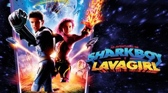 Assistir As Aventuras de Sharkboy e Lavagirl no Disney Channel HD 23/01/2021 às 20:00