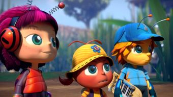 Assistir Beat Bugs T1E18 You've Got to Hide Your Love Away no Nat Geo Kids HD 26/05/2020 às 04:22