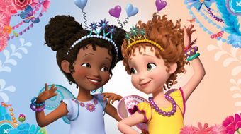 Assistir Fancy Nancy Clancy T1E22 Nancy Clancy, a Caça Talentos! no Disney Channel HD 15/08/2020 às 07:45