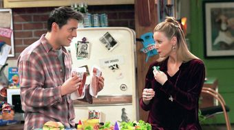 Assistir Friends T4E16 The One With the Fake Party no Warner HD 24/01/2021 às 04:48
