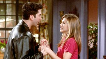Assistir Friends T4E23 The One With Ross' Wedding no Warner HD 24/01/2021 às 10:13