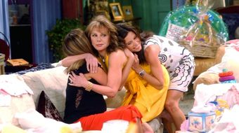 Assistir Friends T8E20 The One With the Baby Shower no Warner HD 17/04/2021 às 15:17