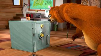 Assistir Grizzy and The Lemmings T1E61 Bear Under Lock and Key no Boomerang 26/05/2020 às 05:28