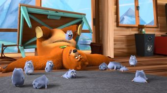 Assistir Grizzy and The Lemmings T2E20 no Boomerang 25/01/2021 às 14:44