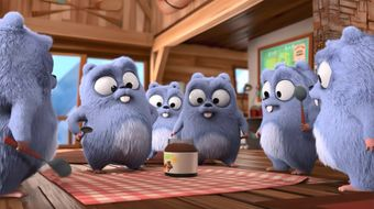 Assistir Grizzy and The Lemmings T2E41 no Boomerang 25/01/2021 às 22:42