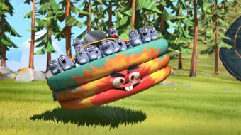 Assistir Grizzy and The Lemmings T2E49 no Boomerang 25/01/2021 às 14:59
