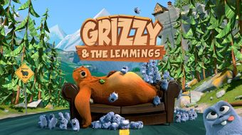 Assistir Grizzy and The Lemmings todos episódios no Boomerang 20/10/2020 às 15:00