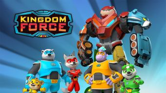 Assistir Kingdom Force T1E28 no Nat Geo Kids HD 25/01/2021 às 18:30
