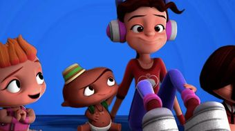 Assistir Mini Beat Power Rockers T1E13 Mestre Babá no Discovery Kids 27/01/2021 às 19:06