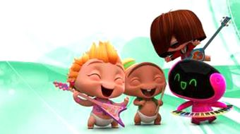 Assistir Mini Beat Power Rockers T1E31 O Grande Concurso no Discovery Kids 27/01/2021 às 14:35