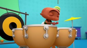 Assistir Mini Beat Power Rockers T1E50 Vídeo Viral no Discovery Kids 27/01/2021 às 17:30