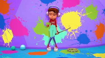 Assistir Mini Beat Power Rockers T1E52 O Chapéu de Carlos no Discovery Kids 27/01/2021 às 17:35