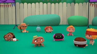 Assistir Mini Beat Power Rockers T2E30 O Trevo da Sorte no Discovery Kids 27/01/2021 às 17:45