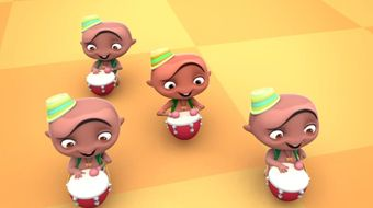Assistir Mini Beat Power Rockers T2E39 Carlos e os Clones no Discovery Kids 29/10/2020 às 12:03