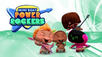 Assistir Mini Beat Power Rockers T2E76 Rock de Ninar no Discovery Kids 27/01/2021 às 11:50