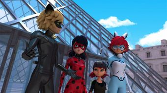 Assistir Miraculous - As Aventuras de Ladybug T3E19 Tagueador do Tempo no Gloob HD 19/04/2021 às 18:00