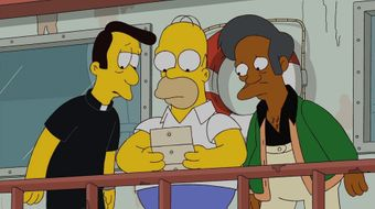 Assistir Os Simpsons T21E21 Os Blues do Moe no Star Channel HD 21/04/2021 às 22:05