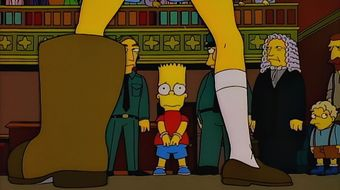 Assistir Os Simpsons T6E16 Bart vs. Australia no Fox HD 05/08/2020 às 17:20