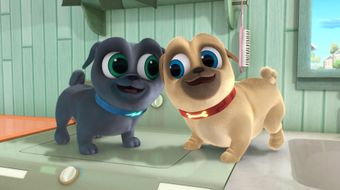 Assistir Puppy Dog Pals T3E111 no Disney Channel HD 15/08/2020 às 07:30