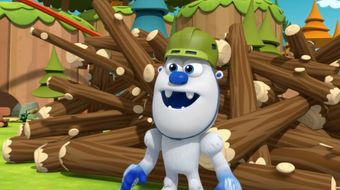 Assistir Ranger Rob T2E18 Rangers Florestais do Big Sky Park no Nat Geo Kids HD 25/01/2021 às 08:21