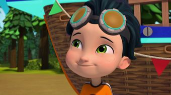 Assistir Rusty Rivets T2E10 Rusty e a Poltrona Relaxante; O Problema Fedorento do Rusty no Nick Jr. 22/11/2020 às 02:00