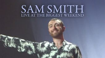 Assistir Sam Smith - Live at the Biggest Weekend no Multishow HD 02/03/2021 às 12:30