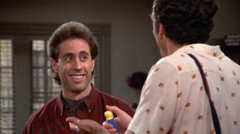Assistir Seinfeld T3E14 The Pez Dispenser no Warner HD 24/01/2021 às 08:31