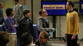 Assistir The Big Bang Theory T1E13 The Bat Jar Conjecture no Warner HD 31/10/2020 às 03:53