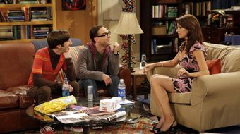 Assistir The Big Bang Theory T1E15 The Pork Chop Indeterminacy no Warner HD 31/10/2020 às 04:36