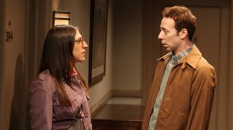 Assistir The Big Bang Theory T5E10 The Flaming Spittoon Acquisition no Warner HD 25/05/2020 às 20:05