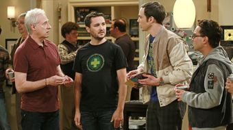 Assistir The Big Bang Theory T5E5 The Russian Rocket Reaction no Warner HD 24/01/2021 às 01:37