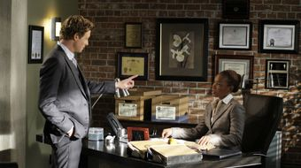 Assistir The Mentalist T2E17 The Red Box no TNT Séries 11/08/2020 às 17:58