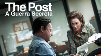Assistir The Post - A Guerra Secreta no Studio Universal 25/01/2021 às 17:25