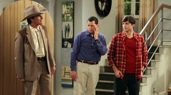 Assistir Two and a Half Men T10E20 Bazinga! That's From a TV Show no Warner HD 25/05/2020 às 03:03