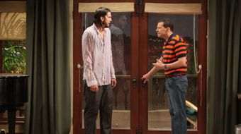 Assistir Two and a Half Men T9E1 Nice to Meet You, Walden Schmidt no Warner HD 31/10/2020 às 15:24