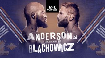 Assistir UFC Fight Night: Anderson x Blachowicz no SporTV3 HD 18/10/2020 às 03:20