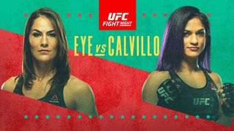Assistir UFC Fight Night: Eye x Calvillo no SporTV3 HD 27/10/2020 às 01:00