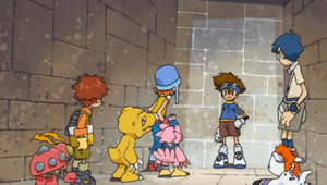Assistir episódio 19 da 1 (Nanomon no Labirinto) temporada de Digimon Adventure online