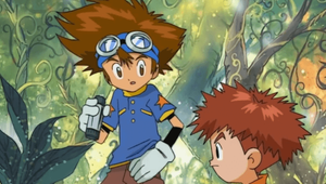 Assistir episódio 46 da 1 (A Vingança de Etemon) temporada de Digimon Adventure online
