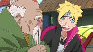 Assistir episódio 71 da 1 (A pedra mais dura do mundo) temporada de Boruto: Naruto Next Generations online
