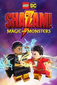 Assistir Lego DC: Shazam!: Magic and Monsters online