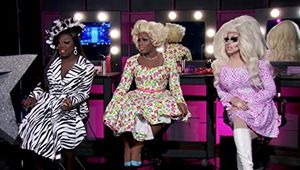 Assistir episódio 1 da 1 (Celebrity Snatch Game) temporada de RuPaul's Secret Celebrity Drag Race online